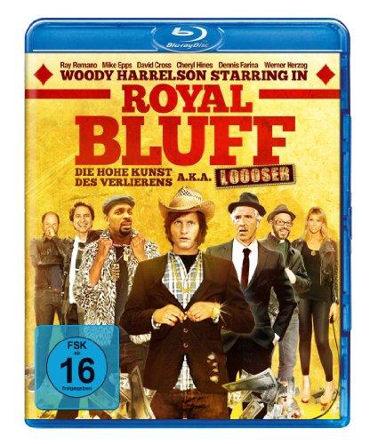 Royal Bluff - Die hohe Kunst des Verlierens [Blu-ray]