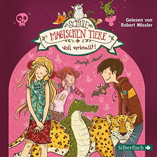 Die Schule der magischen Tiere 8: Voll verknallt!: 2 CDs -