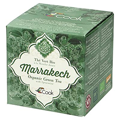 Cook Thé Marrakech Infusette Bio 30 g