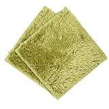 YunYoud-Teppich Saugfähiges weiches Bad Schlafzimmer Boden Square Mat Duschdecke Rutschfest robust pflegeleicht und schmutzresistent | Küche Wohnzimmer