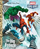 Best Golden Books Book Toddlers - The Big Freeze (Marvel) (Little Golden Book) Review