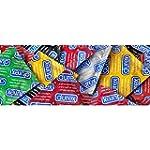 60 Durex Condoms, Assorted Pleasure,...