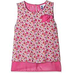 612 League Girls' T-Shirt (ILS17I58010-3 - 4 Years-PINK)