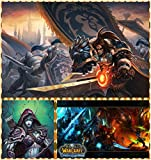 World Of Warcraft II WoW Customized 14x15 inch Silk Print Poster Affiche en Soie/WallPaper Great Gift
