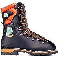 boot bot Stiefel botte TREEMME stivale sicurezza classe 2 boscaiolo antitaglio pelle suola TRAIL gomma antiusura…