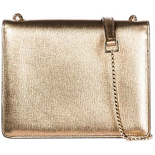 14953a891c2c8 Salvatore Ferragamo Umhängetasche Damen Tasche Schultertasche Messenger  Leder Ga