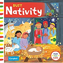 Busy Nativity (Busy Books)