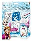 Undercover FRSW1201 - Schablonenset, Disney Frozen
