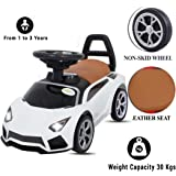 Baybee Lambo Baby Ride On car for Kids/Baby -Toddlers Ride On Push Car Baby/Kids - Twist, Turn, Wiggle for Endless Fun…