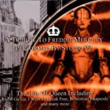 : Freddy Mercury Tribute