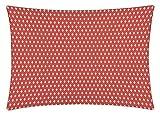 CTI 043965matt & Rosa Esprit Geometrische Kissenbezug