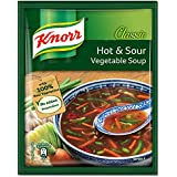 Knorr Hot and Sour Veg Soup Pouch, 43g