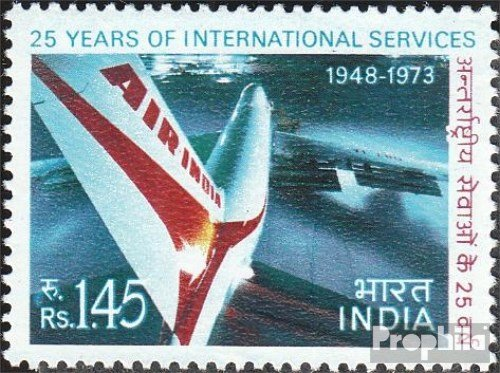 inde-566-completeedition-1973-air-india-timbres-pour-les-collectionneurs