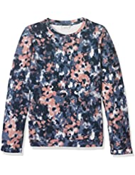 NAME IT Nitklower LS Swe O-Neck Nmt, Sweat-Shirt Fille