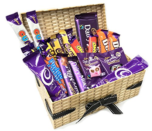 Cadbury Chocolate Lovers Hamper Gift Box