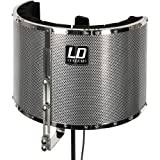 Best Recording Microphones For Vocals - LD Systems RF1 Microphone Screen Vocal Booth Review