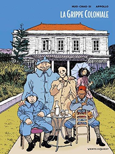 La Grippe Coloniale - Coffret Tomes 01 et 02