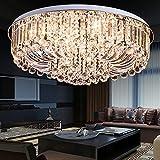 WXX Bubble–Lámpara de techo (Cristal salón restaurante lámpara lámparas LED Lámpara de techo (Cristal Lámpara de techo 80 cm