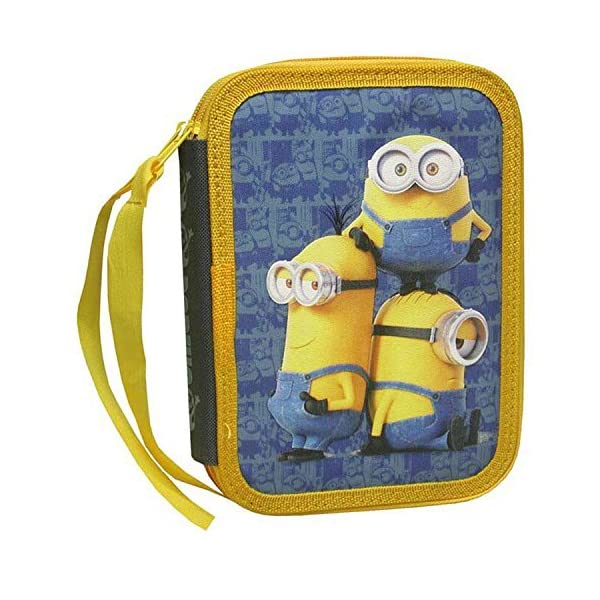 MINIONS- Plumier 2 Pisos (CYP Imports EP-141-MN)
