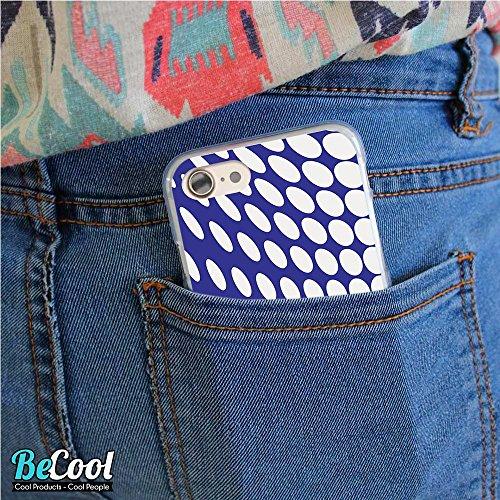 BeCool®- Coque Etui Housse en GEL Flex Silicone TPU Iphone 8, Carcasse TPU fabriquée avec la meilleure Silicone, protège et s'adapte a la perfection a ton Smartphone et avec notre design exclusif. Cou L1050