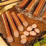 """Hot Dogs sind """"fleischgewordene"""" Hundeträume 660g die Hundewurst mit 63% Huhn Diese Würstchen Wurst fur den Hund sind einzeln verpackt"""