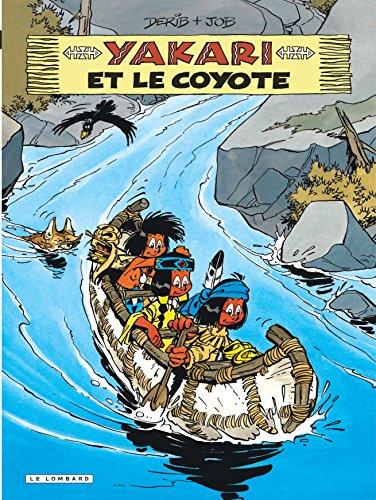 Yakari - tome 12 - Yakari et le coyote
