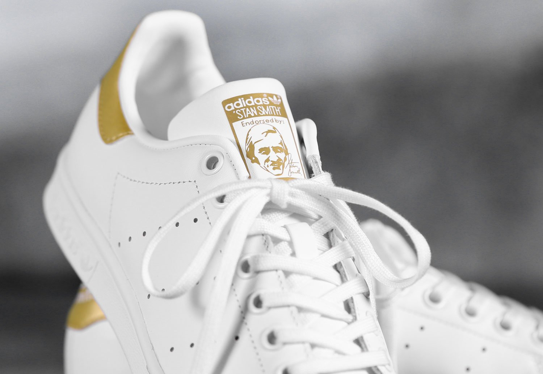 reputable site 96556 20bdd adidas Stan Smith Sneaker a Collo Basso Unisex – Bambini