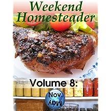 Weekend Homesteader: November (English Edition)