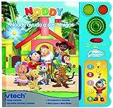 Disney - Aprendo a leer con Noddy, Noddy ayuda a sus amigos, libro interactivo educativo (VTech 80-062627)