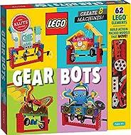 LEGO Gear Bots: Create 8 Machines (Klutz)