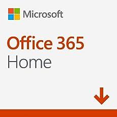 Microsoft Office 365 Home multilingual | 6 Nutzer | Mehrere PCs / Macs, Tablets und mobile Geräte | 1 Jahresabonnement | Download