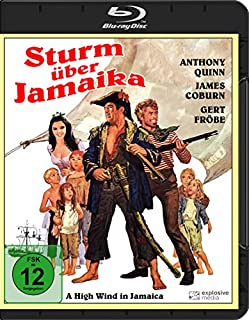 Sturm über Jamaika (A High Wind in Jamaica) [Blu-ray]