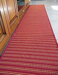 CASA TESSILE Wanny tappeto multiuso cm 53X120 - ARANCIO
