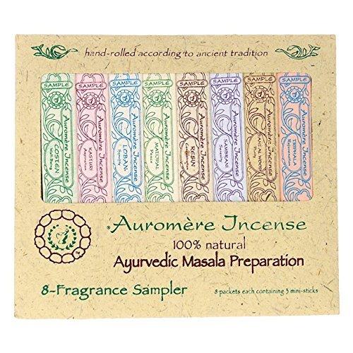auromere-ayurvedic-incense-sampler-8-pack