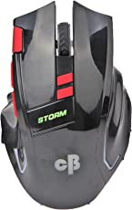 Cosmic Byte CB-M-07 Storm 8 Button Wireless Gaming Mouse