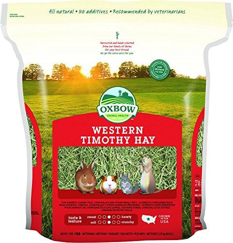 Oxbow Western Timothy Hay, 2.55 kg 1