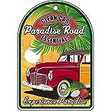 Surf City Garage Paradis Road Désodorisant-Expérience-Parfum Pin-Lot de - Best Reviews Guide