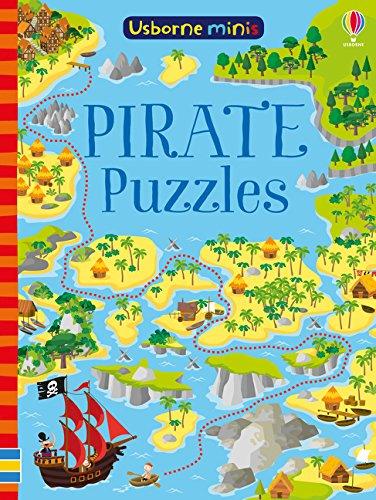 Pirate Puzzles (Usborne Mini Books) por Simon Tudhope