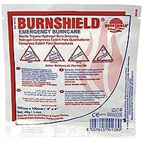 Burnshield Brandwundenverbände, Kompresse, 10 x 10 cm preisvergleich bei billige-tabletten.eu