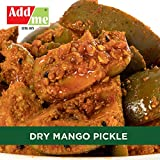 Add Me Dry Mango Pickle Less Oil, 500 gm