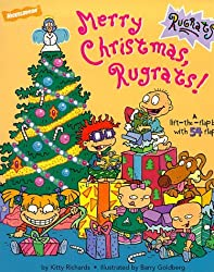 Rugrats: Merry Christmas, Rugrats! by Kitty Richards (1999-10-04)