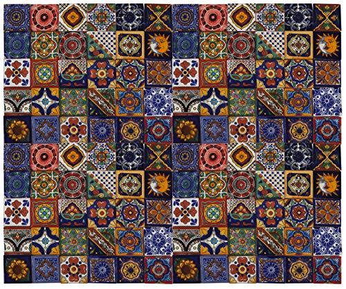 Salazar - Piastrelle Messicane | 120 piezzi 5x5 cm ...
