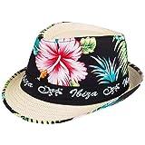 Boland 52226 Ibiza Hat Unisex Adult One Size