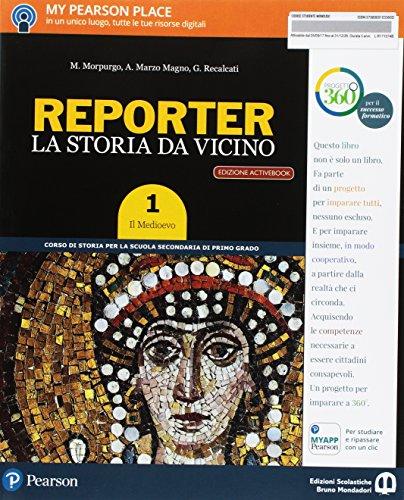 Reporter. Per la Scuola media. Con e-book. Con 2 espansioni online: 1