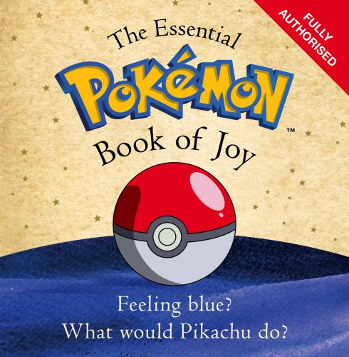 The Essential Pokemon Book of Joy: Official