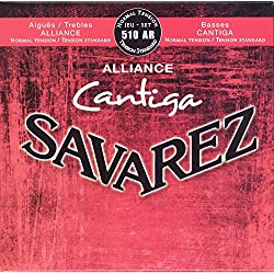 Savarez 656227 - Cuerdas para Guitarra Clásica