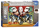Ravensburger 10563 - Star Wars - Helden des Imperiums, 100-Teilig Puzzle