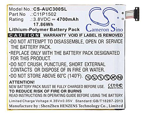 batteria tablet asus CS Tablet batteria ai polimeri di litio
