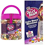 The Jelly Bean Factory Machine and Carrying Jar Set (Total weight 2Kg)