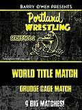 Barry Owen Presents Best Of Portland Wrestling Vol. 5 [Reino Unido] [DVD]
